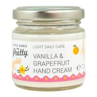 Zoya Goes Pretty Vanilla Grapefruit handcrème - 70 gr
