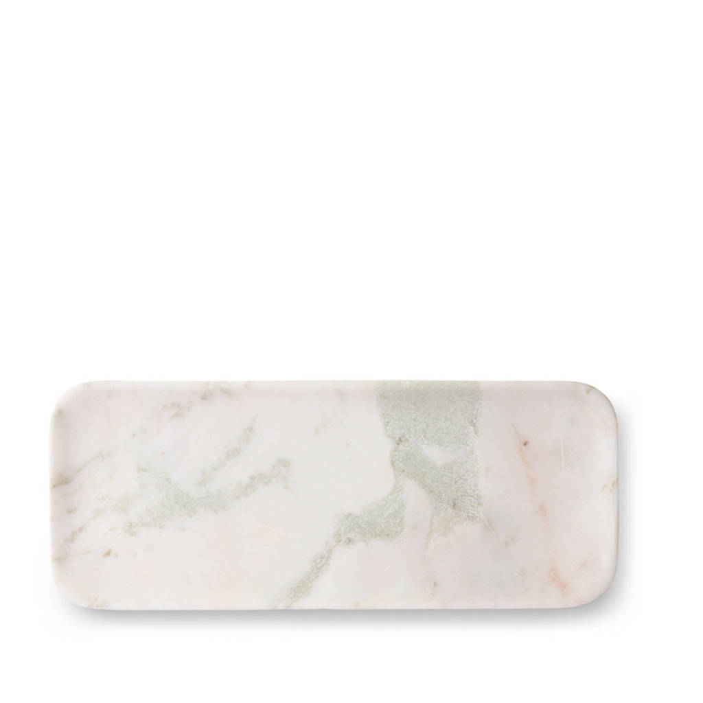 HKliving dienblad, Wit/groen/roze