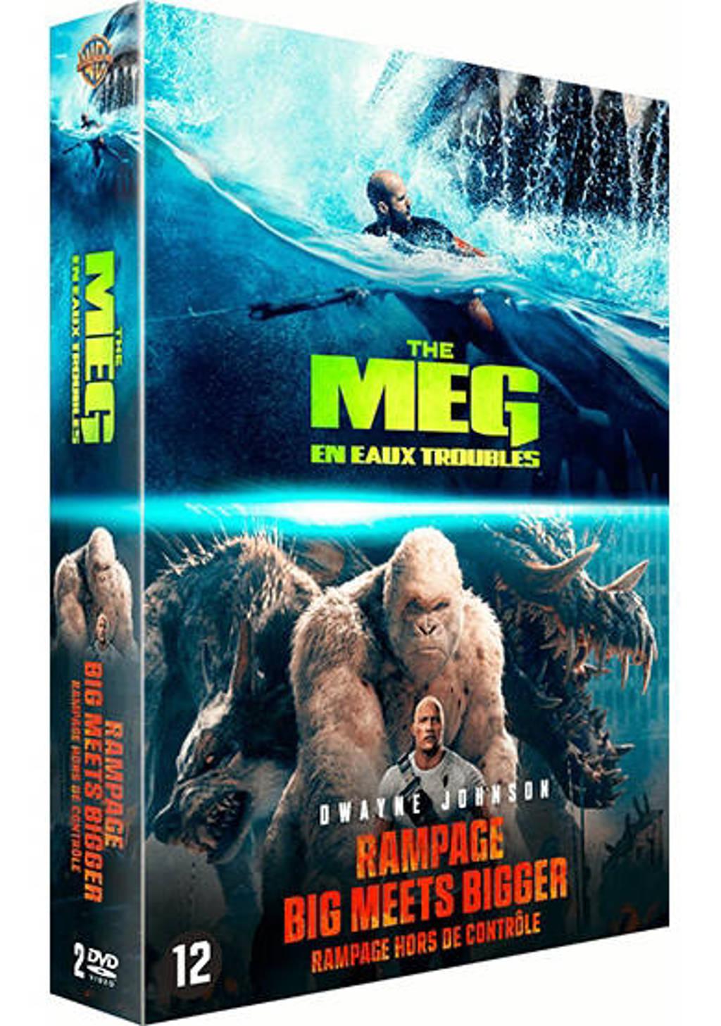 The meg + Rampage - Big meets bigger (DVD)