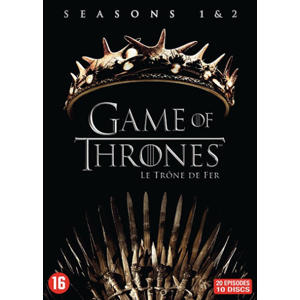 Game of thrones - Seizoen 1 & 2  (DVD)