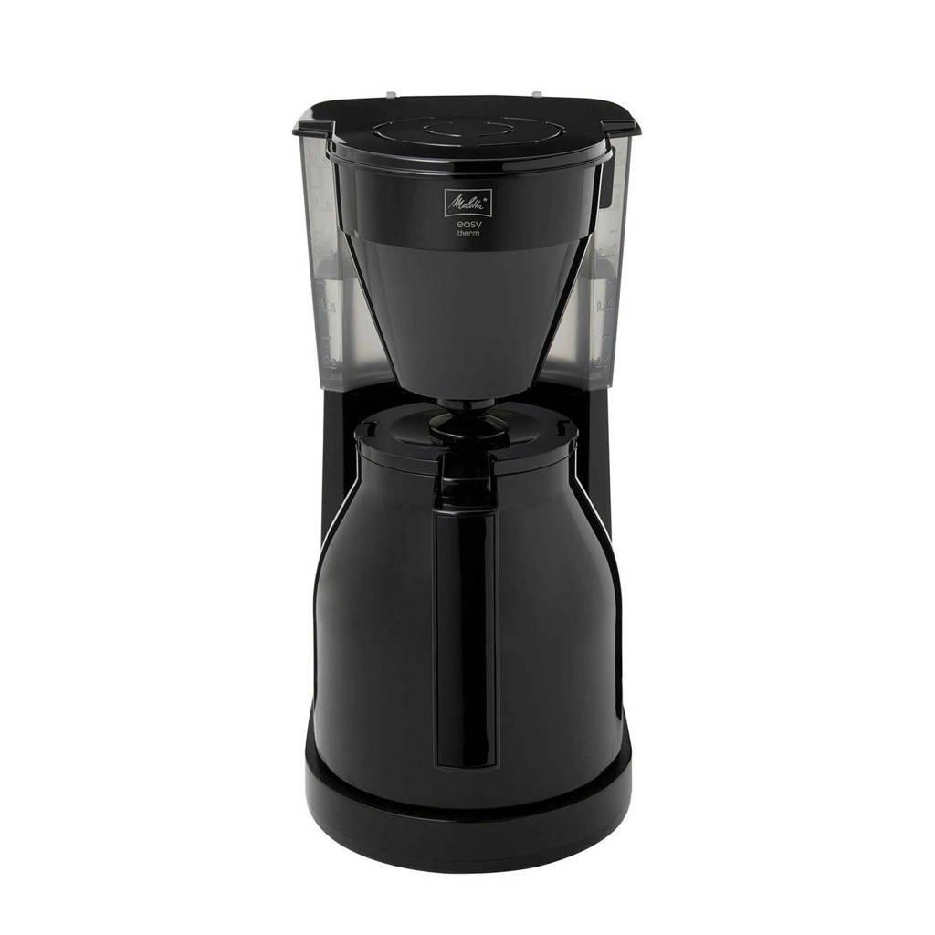 Melitta Easy II Theerm koffiezetapparaat, Zwart