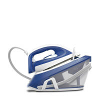 Tefal SV7112 stoomstrijksysteem Express Compact, Blauw, wit