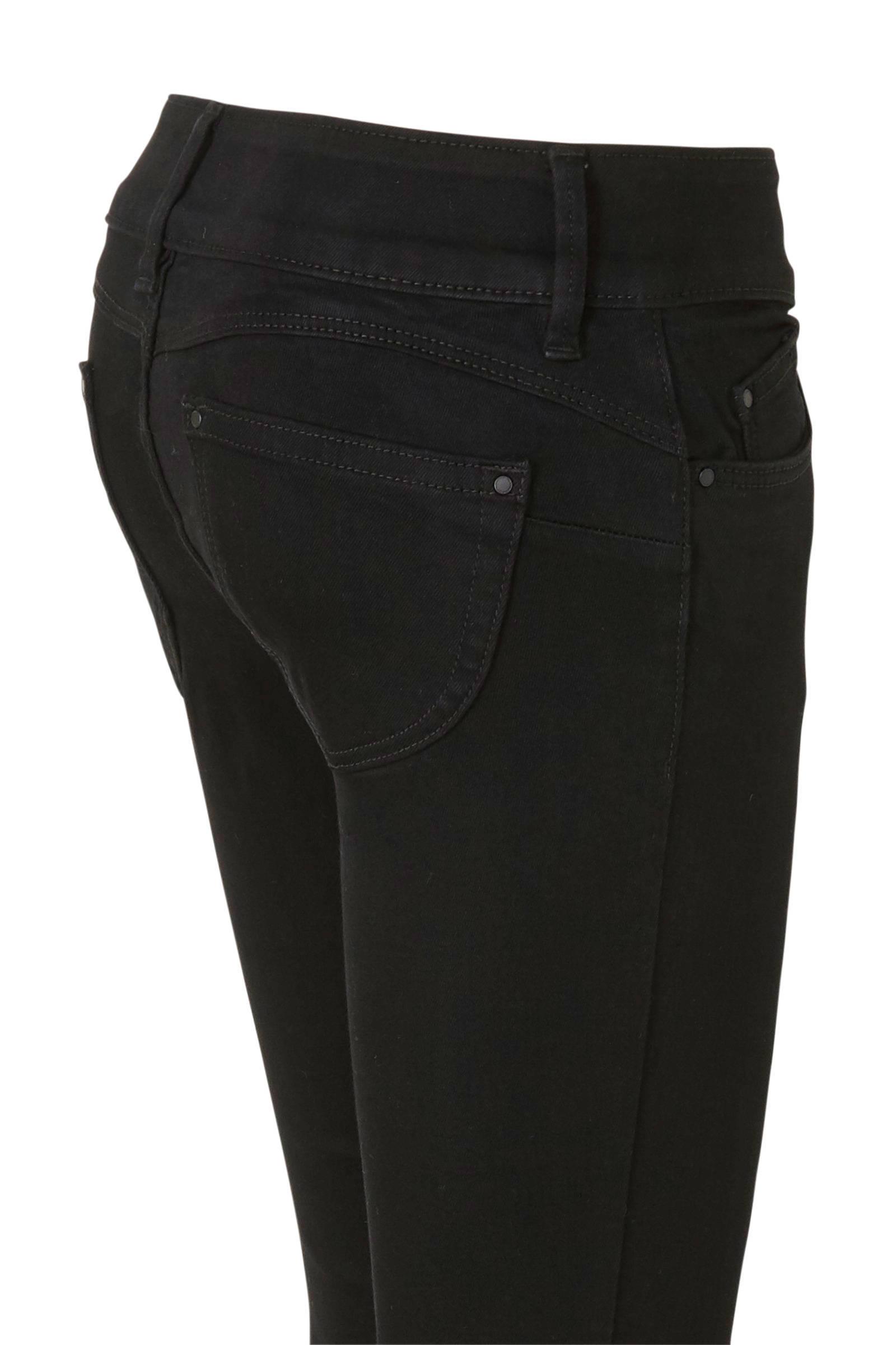 C&A The Denim skinny jeans zwart