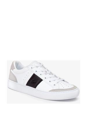 Courtline 319 sneakers wit/zwart