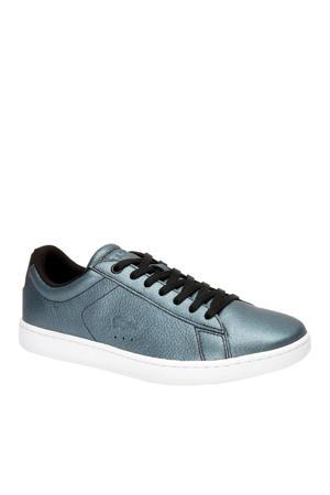 Carnaby Evo 319 1 sneakers grijs metallic
