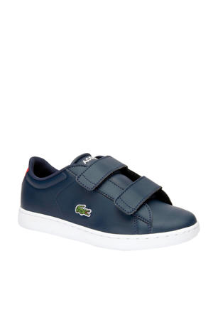 Carnaby Evo 319 sneakers donkerblauw/rood