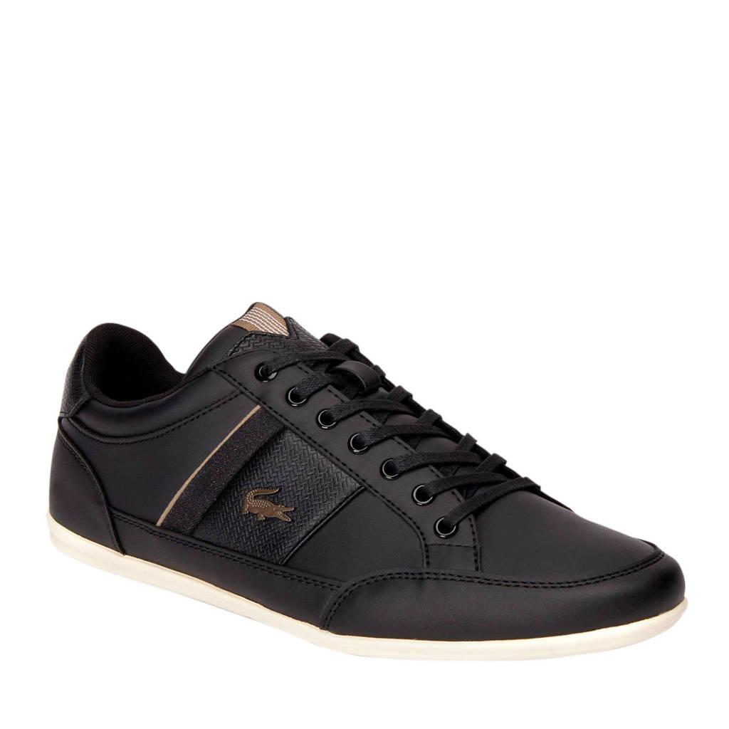 Lacoste Chaymon 319 1 sneakers zwart, Zwart