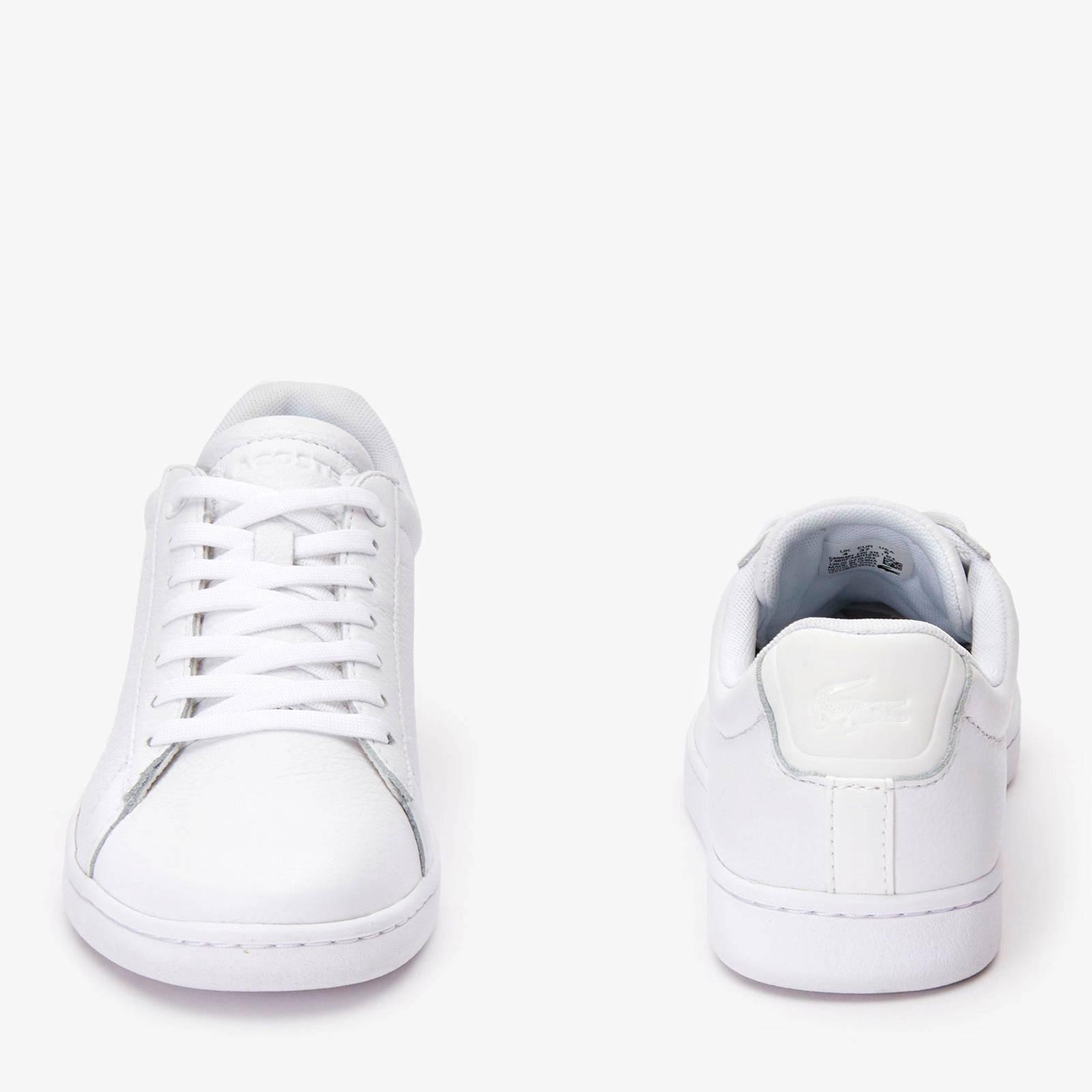 Lacoste Carnaby Evo 319 1 sneakers wit   wehkamp