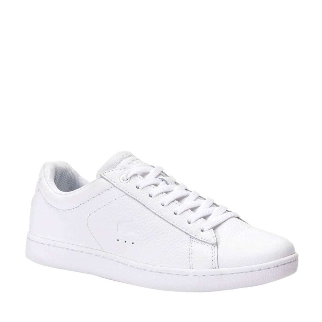 Lacoste Carnaby Evo 319 1 sneakers wit, Wit