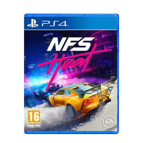 Need for Speed Heat (PlayStation 4)