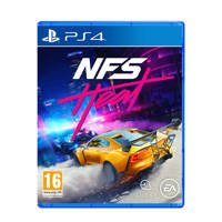 Need for Speed Heat (PlayStation 4), N.v.t.