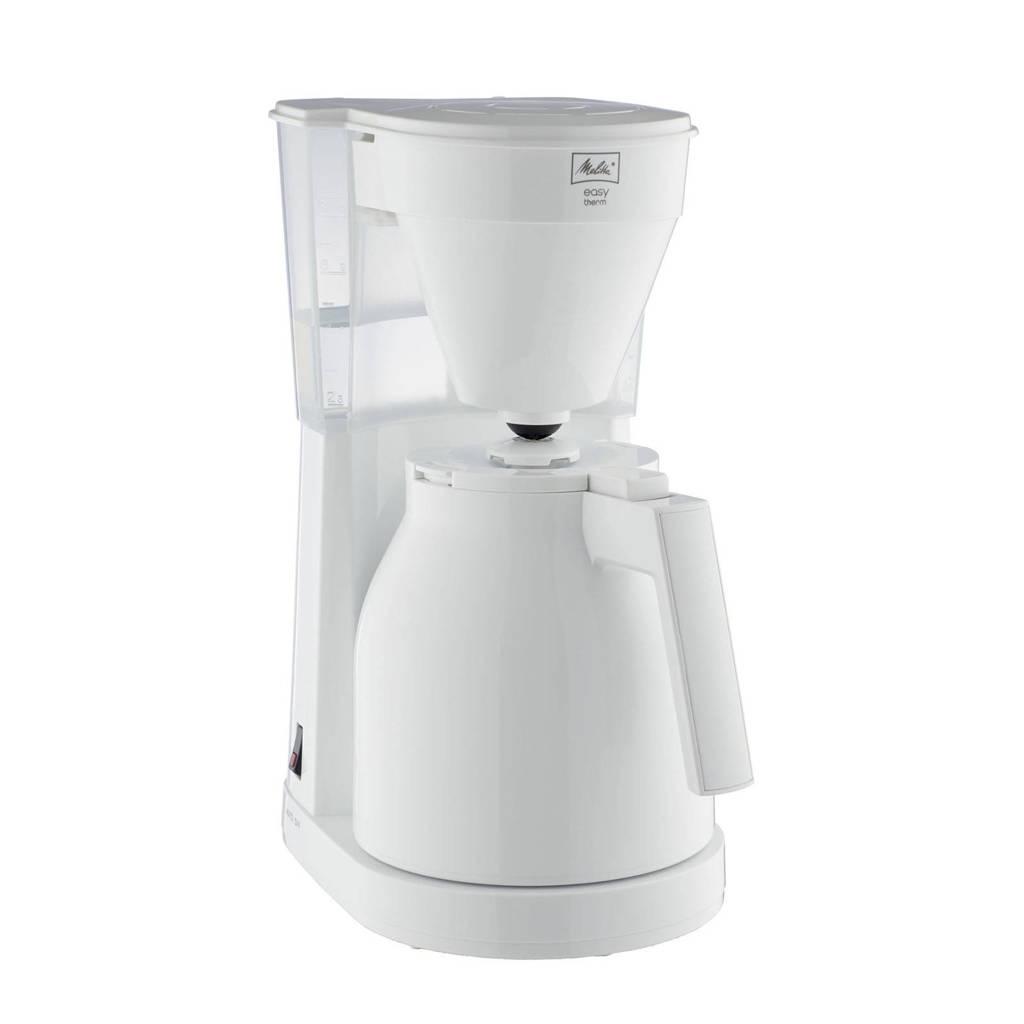 Melitta EASY II THERM koffiezetapparaat, Wit