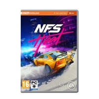 Need for Speed Heat (code in a box) (PC), -