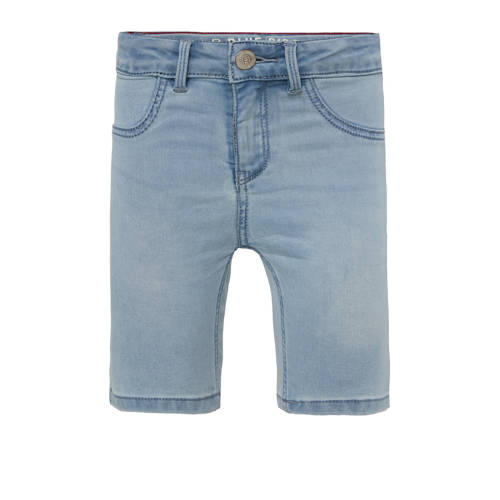 WE Fashion Blue Ridge super skinny jeans short blu