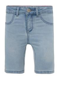 WE Fashion Blue Ridge super skinny jeans short blue denim, Blue denim