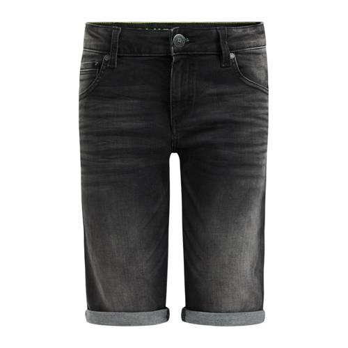 WE Fashion Blue Ridge jeans bermuda dark denim