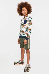 WE Fashion sweater met all over print multi, Multi