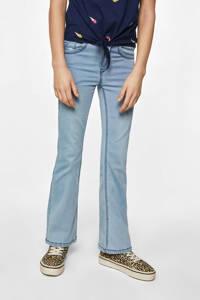 WE Fashion Blue Ridge flared jeans light denim, Light denim