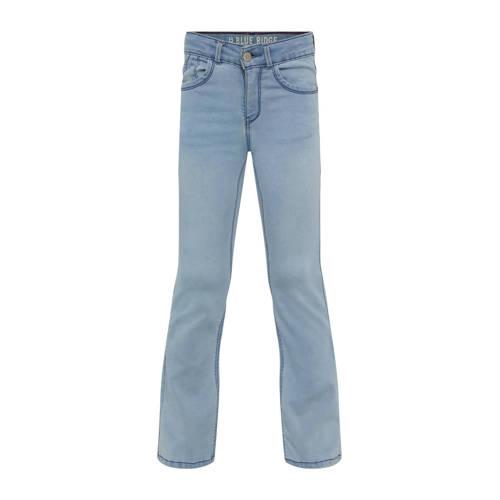 WE Fashion Blue Ridge flared jeans light denim