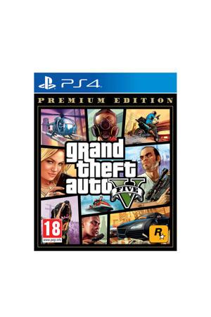 GTA V Premium Edition (PlayStation 4)