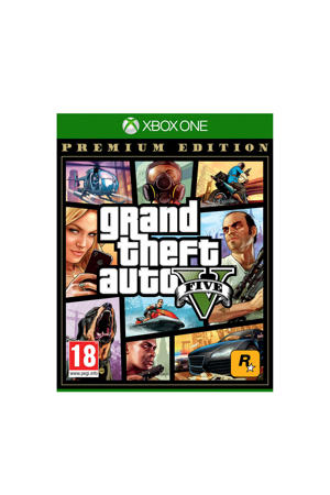 GTA V Premium Edition (Xbox One)