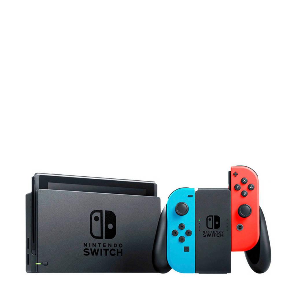 Nintendo Switch (rood/blauw), Rood/blauw