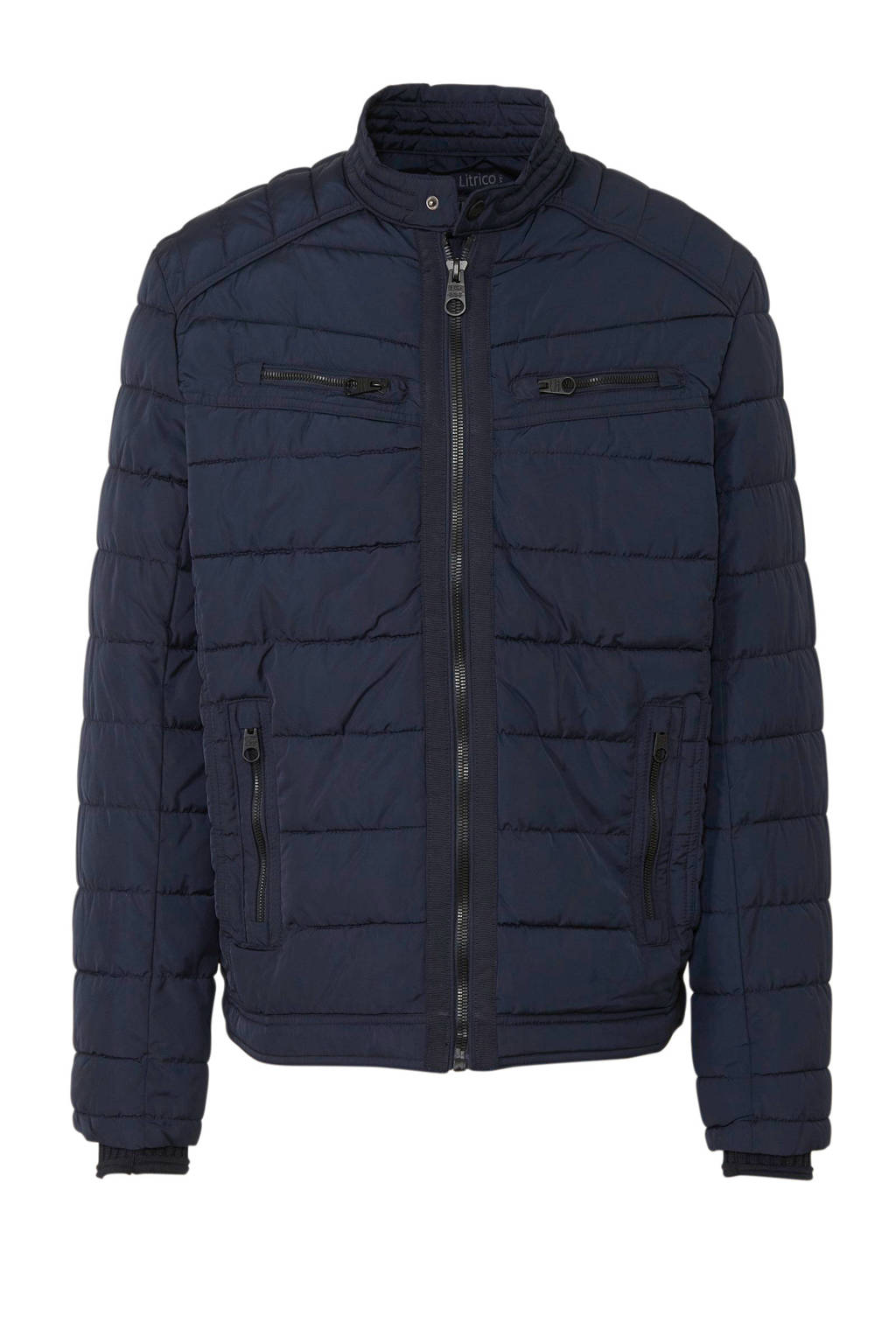 C&A Angelo Litrico tussenjas donkerblauw, Donkerblauw