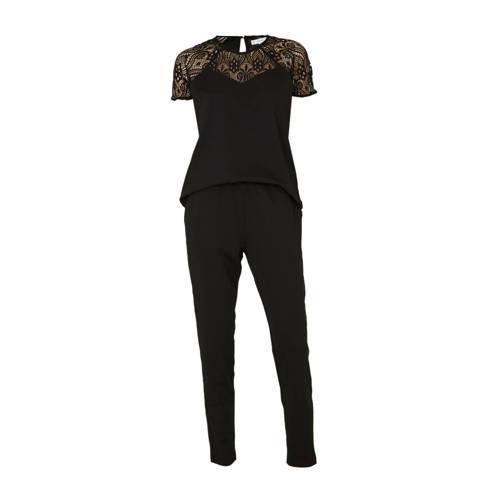 Soyaconcept jumpsuit zwart kopen