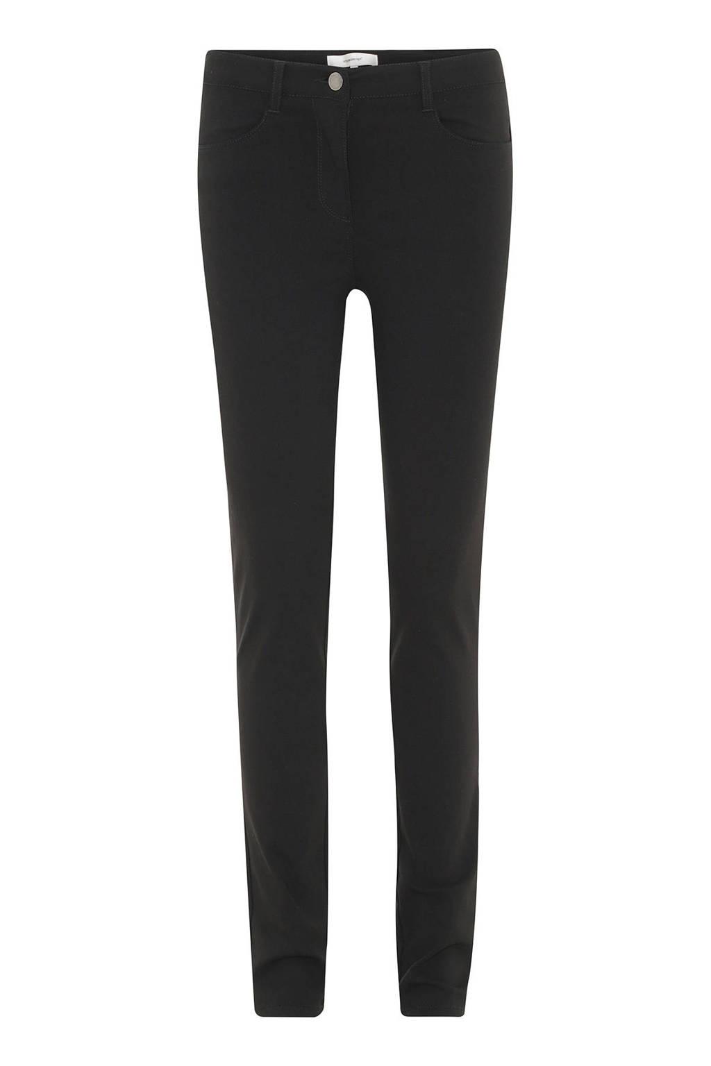 Soyaconcept skinny broek zwart, Zwart
