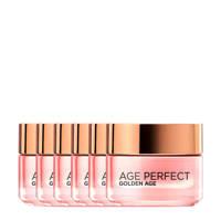 L'Oréal Paris Excellence Age Perfect Golden Age dagcrème - 6x 50ml multiverpakking