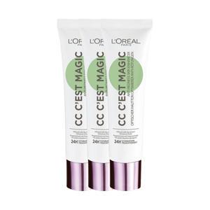 CC C'est Magic CC Cream - 3 x 30ml multiverpakking