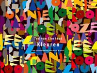 Kunstprentenboeken: Kleuren - Ted van Lieshout