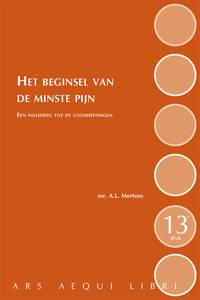 Ars Aequi Handboeken: Het beginsel van de minste pijn - Ton Mertens
