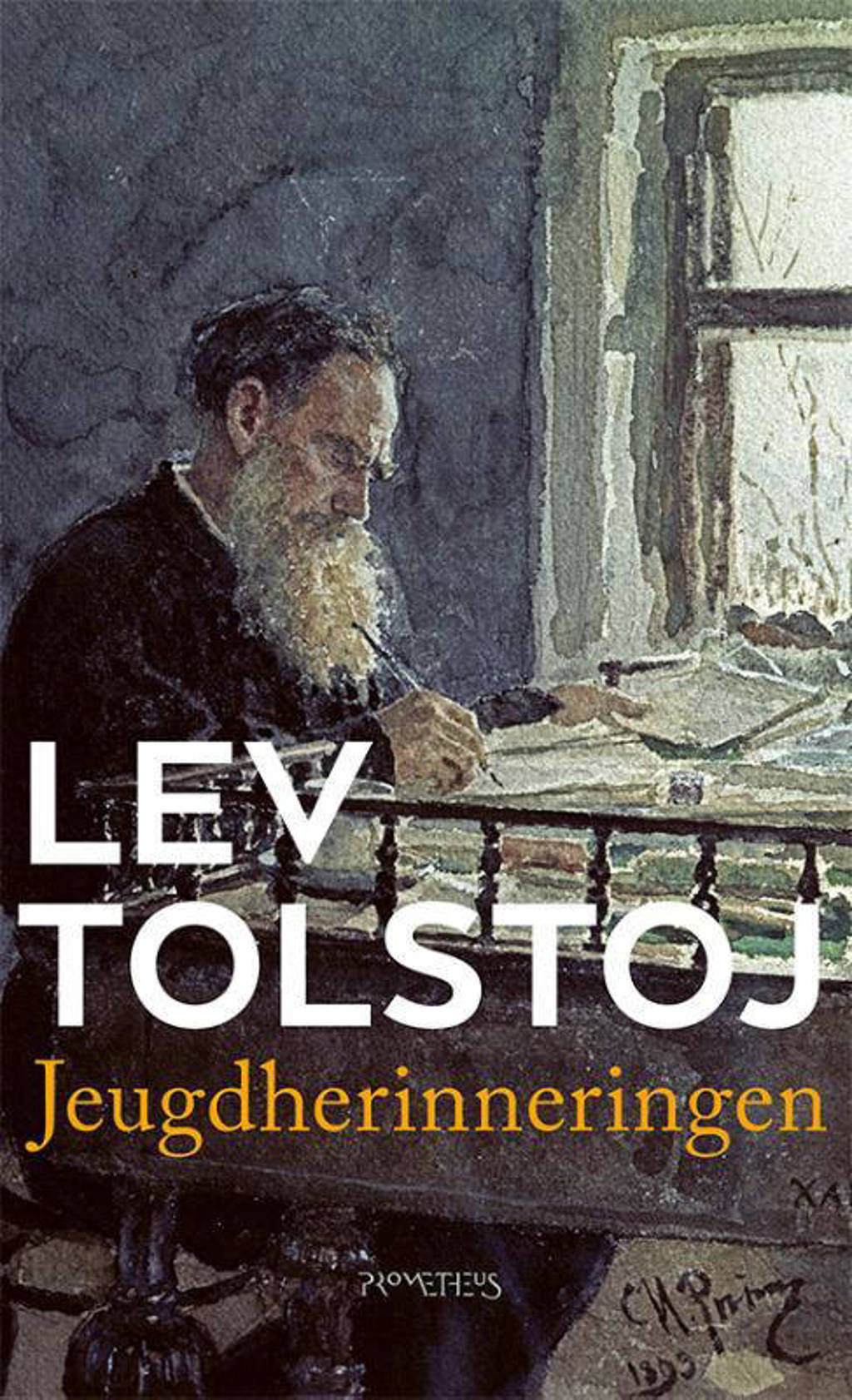 Jeugdherinneringen - Lev Tolstoj