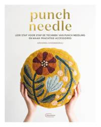 Punch needle - Arounna Khounnoraj