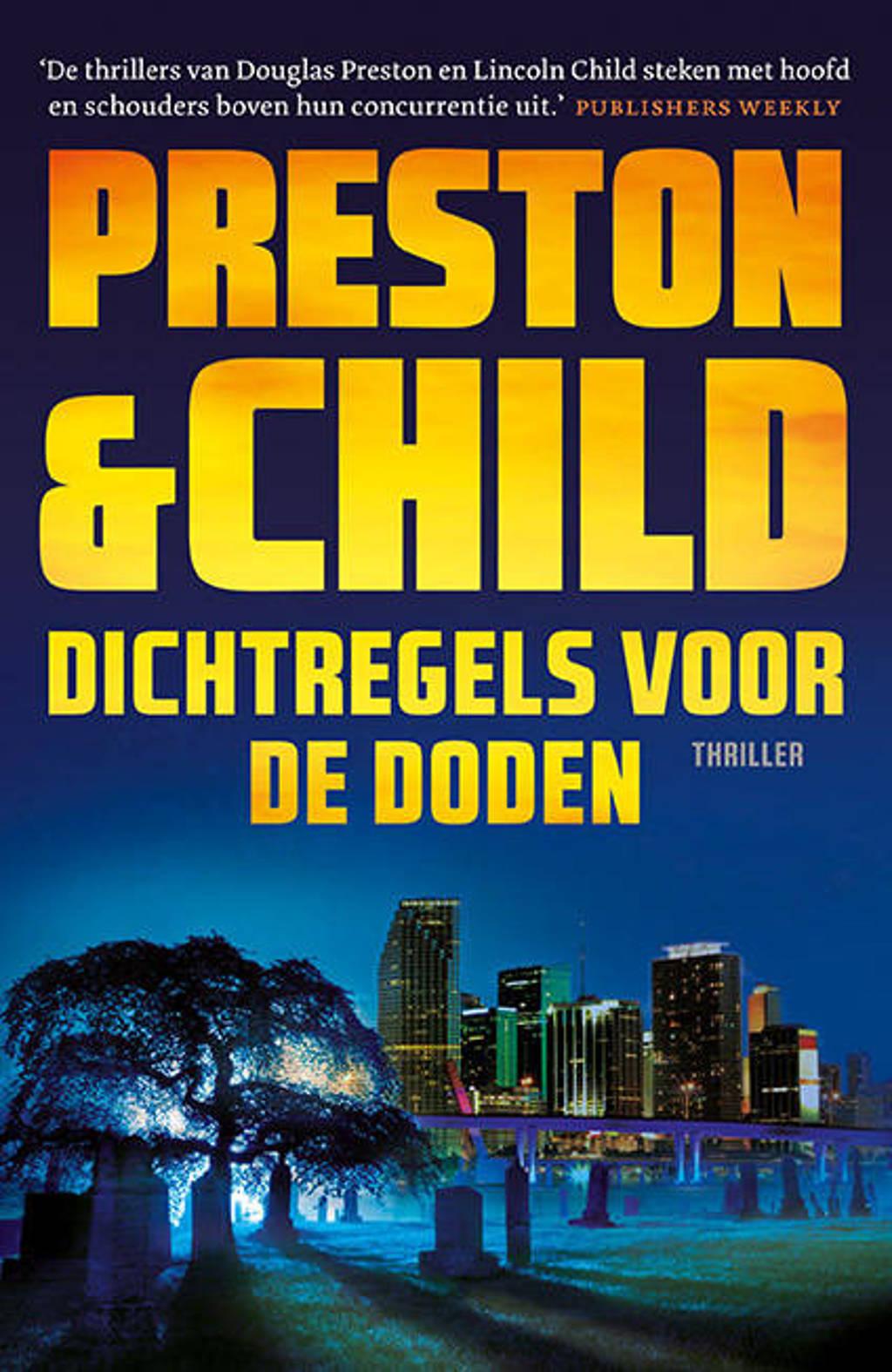 Dichtregels voor de doden - Preston & Child