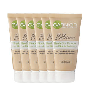 BB cream classic Light 5-in-1 dagverzorging - 6x 50ml multiverpakking