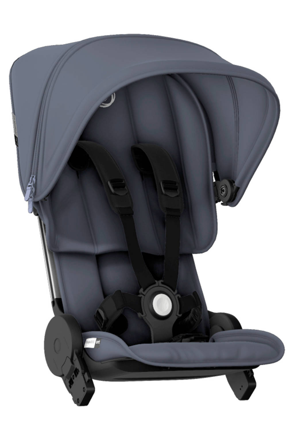 Bugaboo Ant Ant Style Set Compleet, Staal blauw