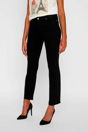 kick-flared jeans