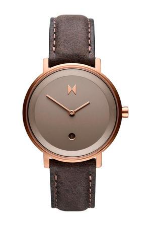 horloge D-MF02-RGPU taupe