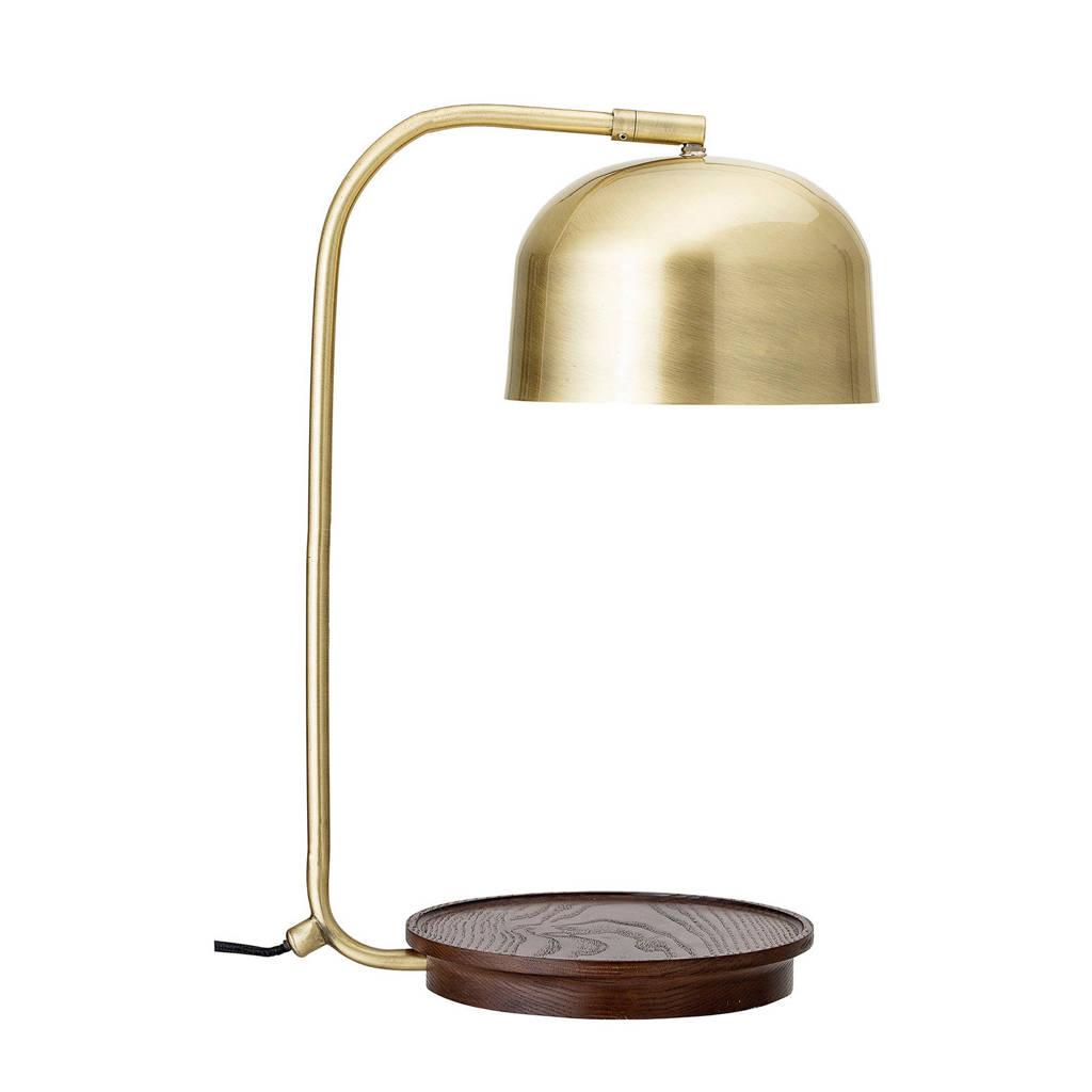 Bloomingville tafellamp, Goud