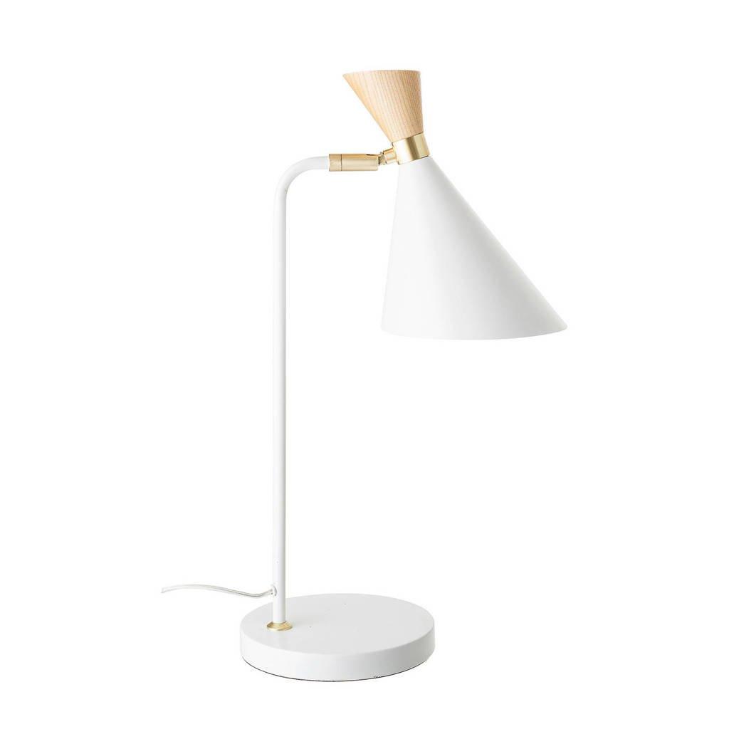 Bloomingville tafellamp, Wit