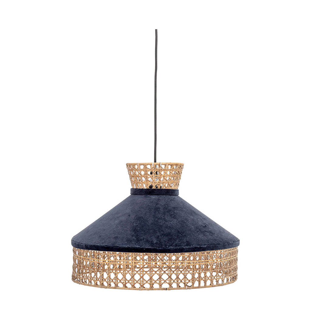 Bloomingville hanglamp, Blauw