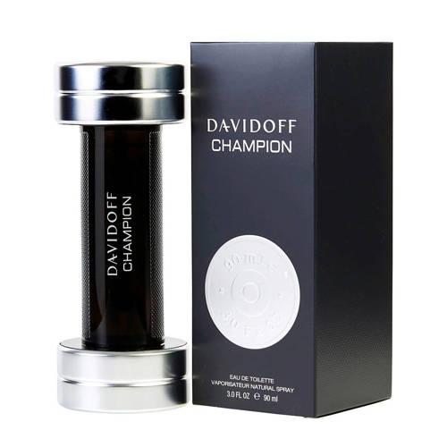 Davidoff Champion Eau De Toilette Man 90ml