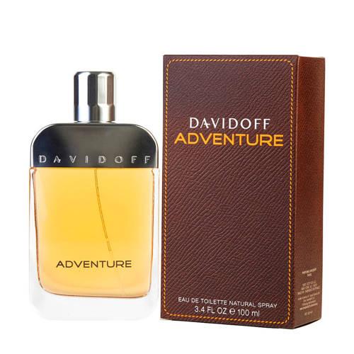 Davidoff Adventure Eau De Toilette Spray Man 100ml