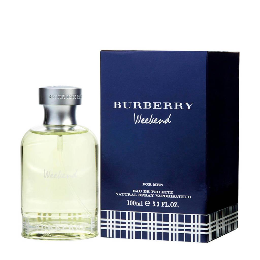 Burberry Weekend Men eau de toilette - 100 ml