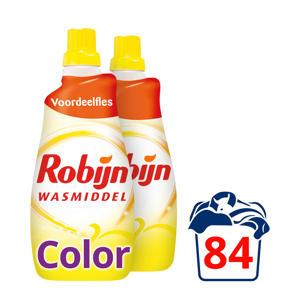 Klein & Krachtig Zwitsal Color wasmiddel - 84 wasbeurten - vloeibaar