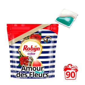Amour des Fleurs Color wasmiddel - 90 wasbeurten - duo wascapsules
