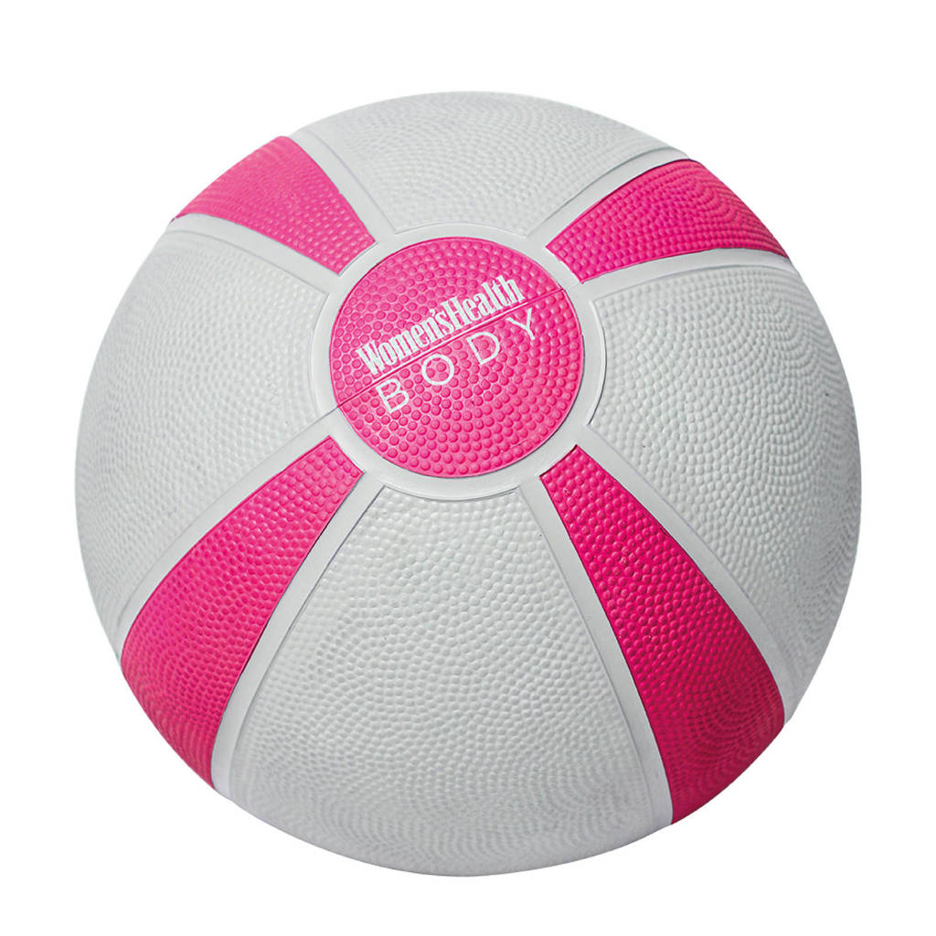 Women's Health Medicine Ball - 4 kg