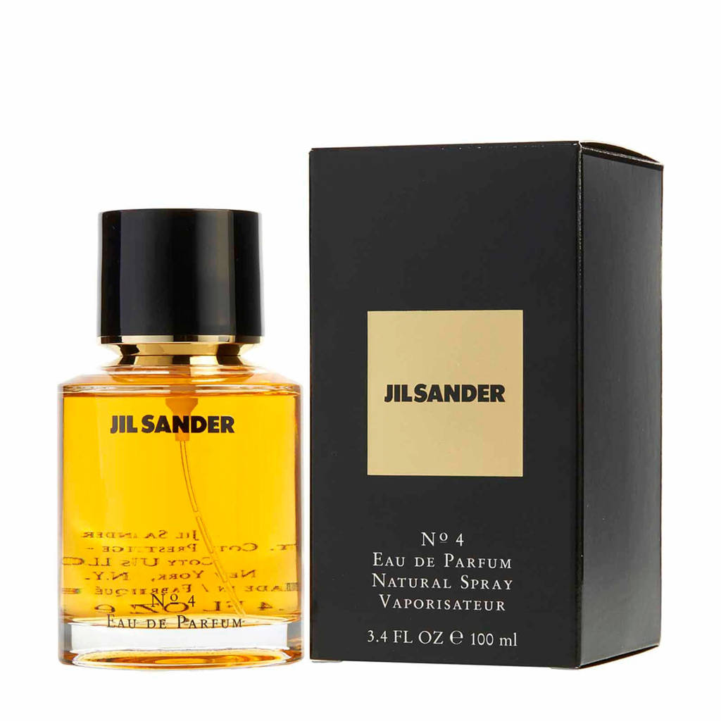 Jil Sander  No.4 eau de parfum - 100 ml